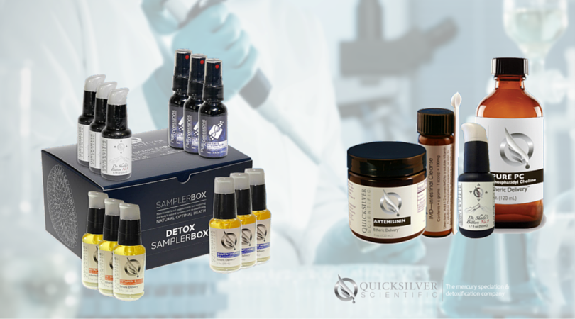 Quicksilver Scientific | Liposomal | Detox Proactive Healthcare®