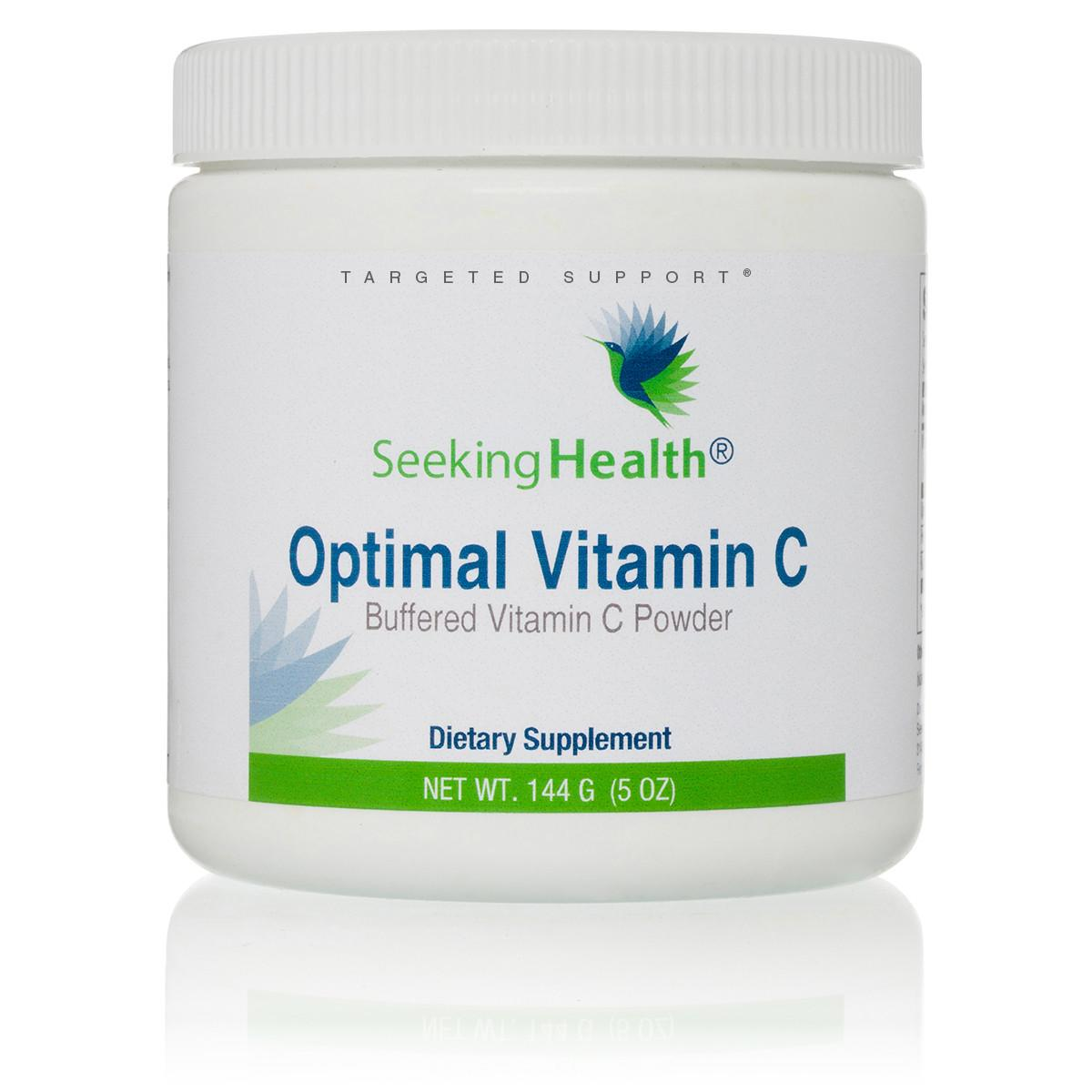 Seeking Health buffered Vitamin C powder