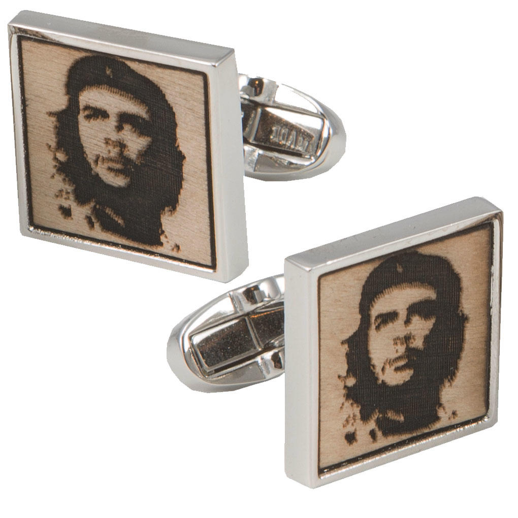 Che Guevara Cufflinks from Cuffs & Co