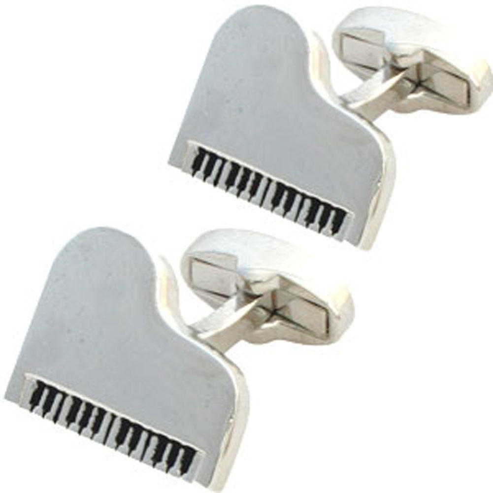 Grand Piano Cufflinks from Cuffs & Co