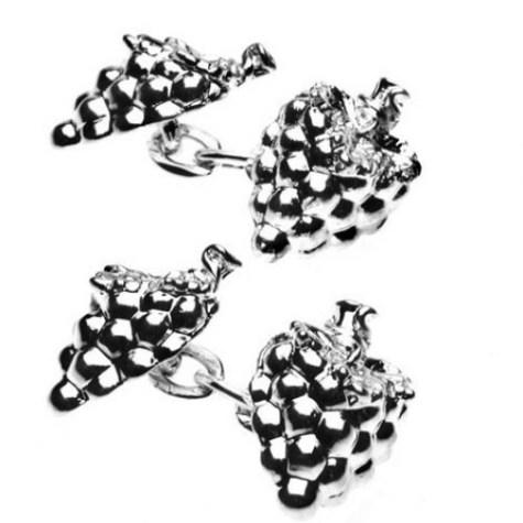 Fox Chain Link Cufflinks from Cuffs & Co