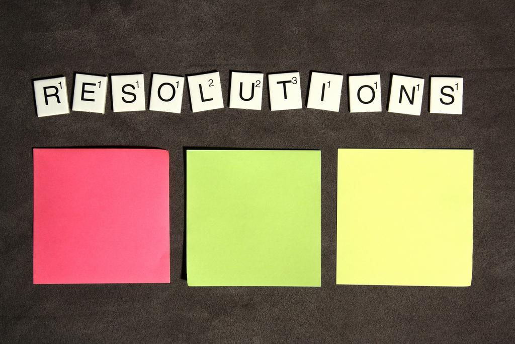 9 New Year Resolution Ideas That Are Totally Achievable