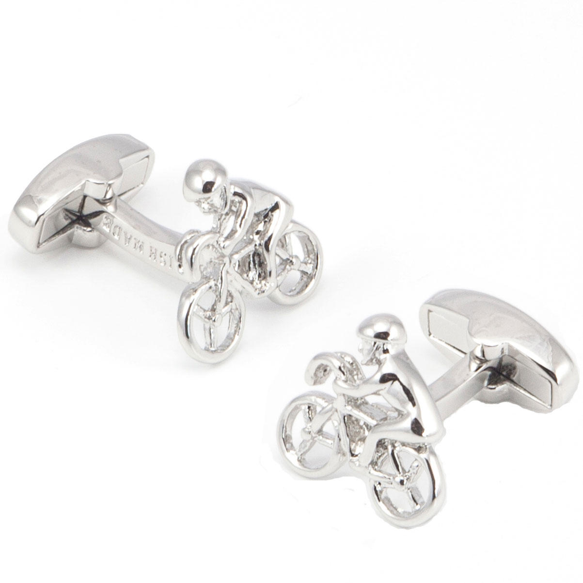 Cycling Cufflinks from Cuffs & Co
