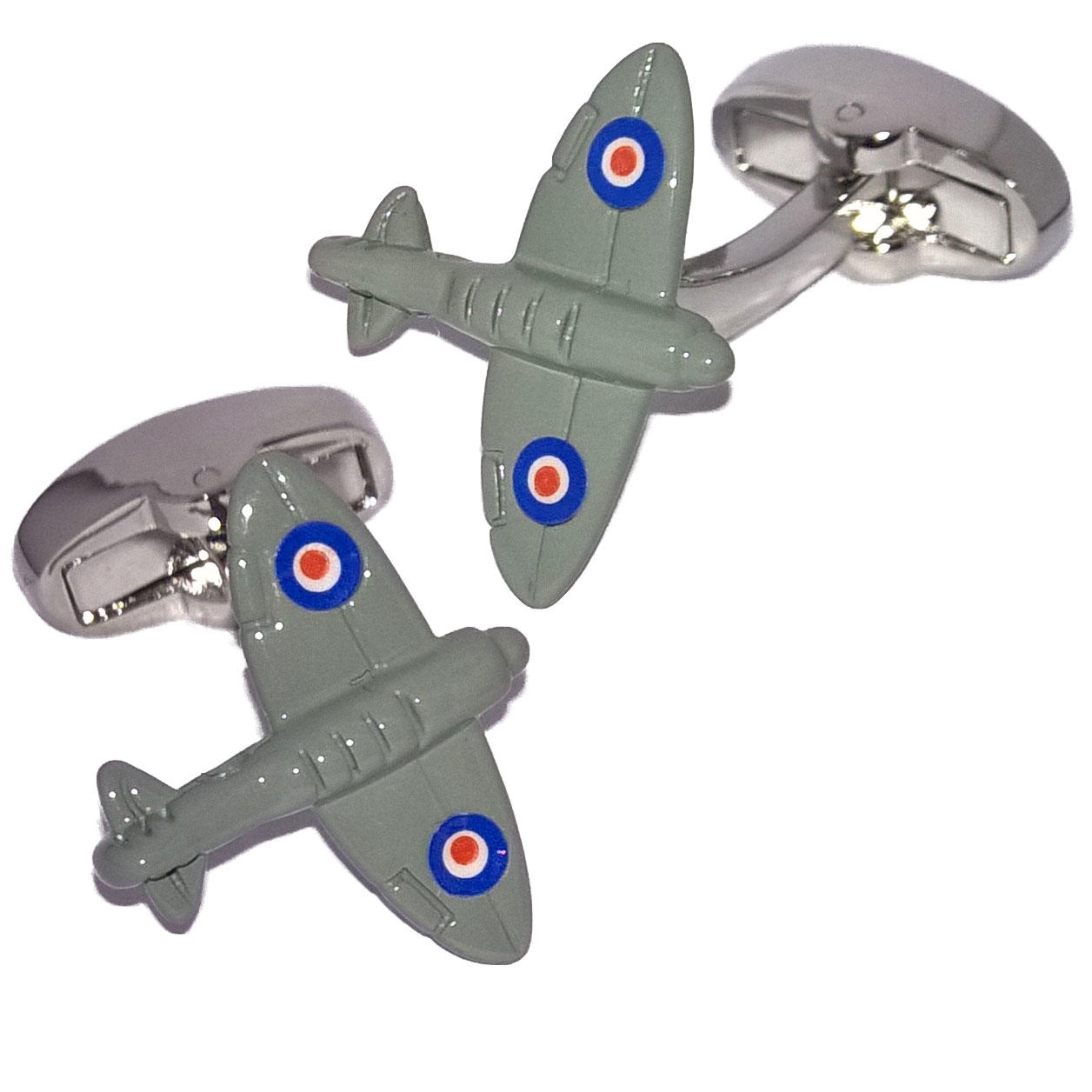 Spitfire Cufflinks from Cuffs & Co