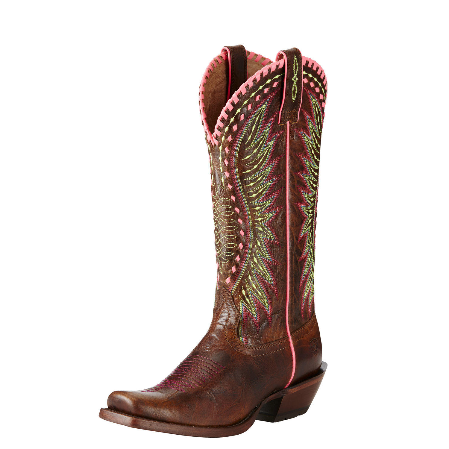 Ladies western riding fashion boot Derby STYLE # 10019936