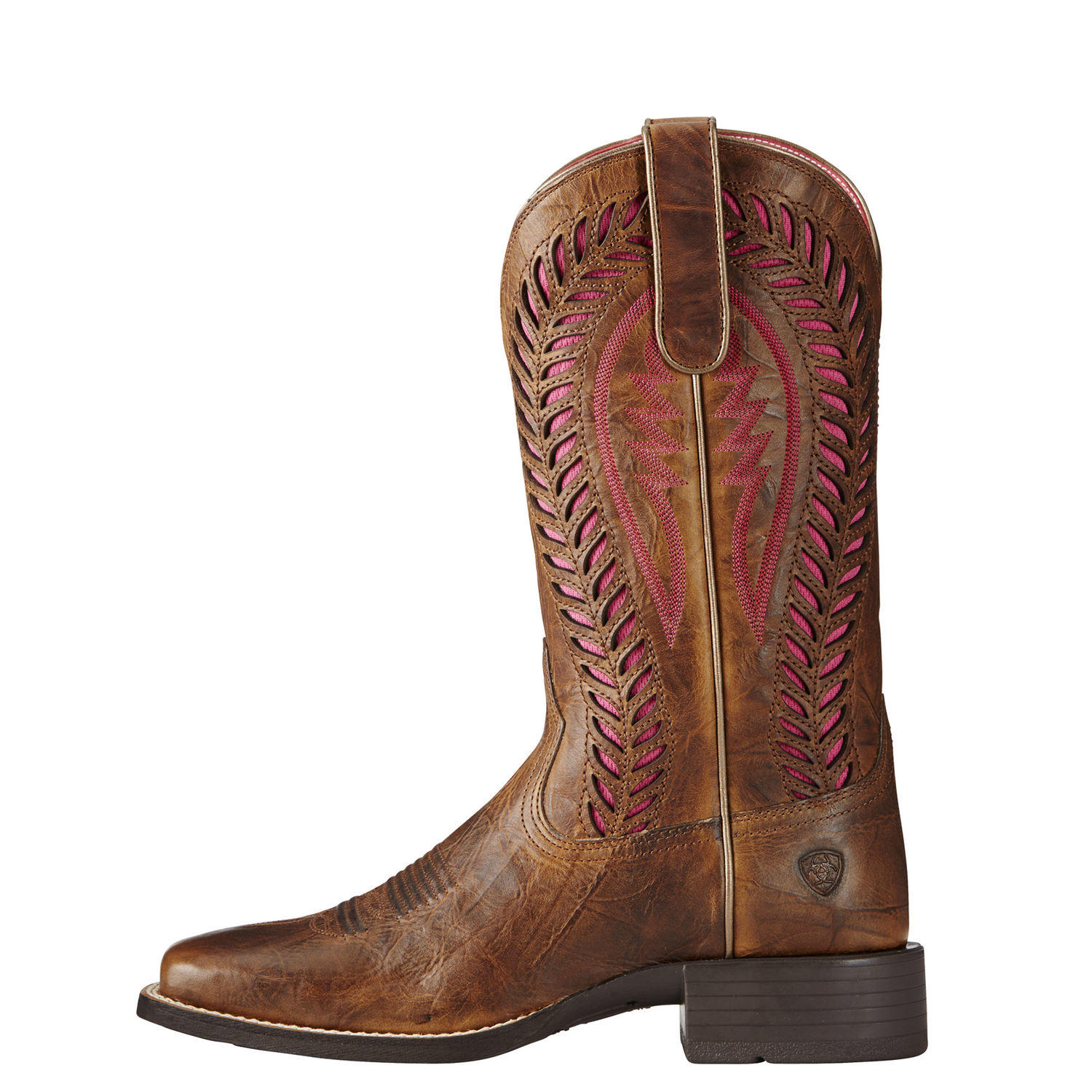 cowgirl  western riding boot Quickdraw Venttek STYLE # 10019904