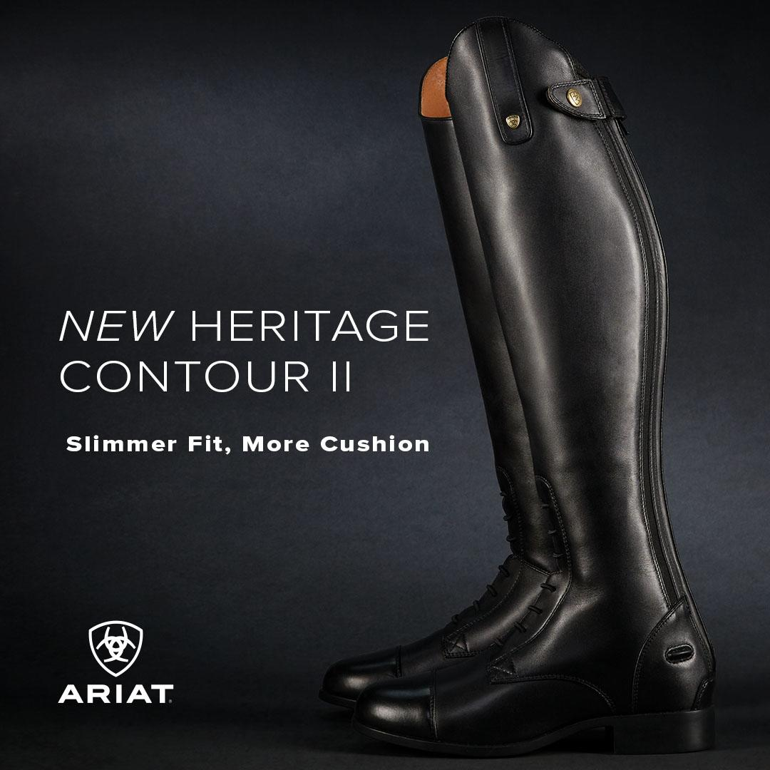 Ariat English Ladies Riding Boots