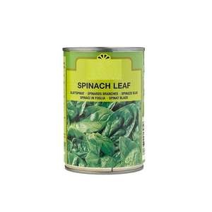 Canned Spinach 380g