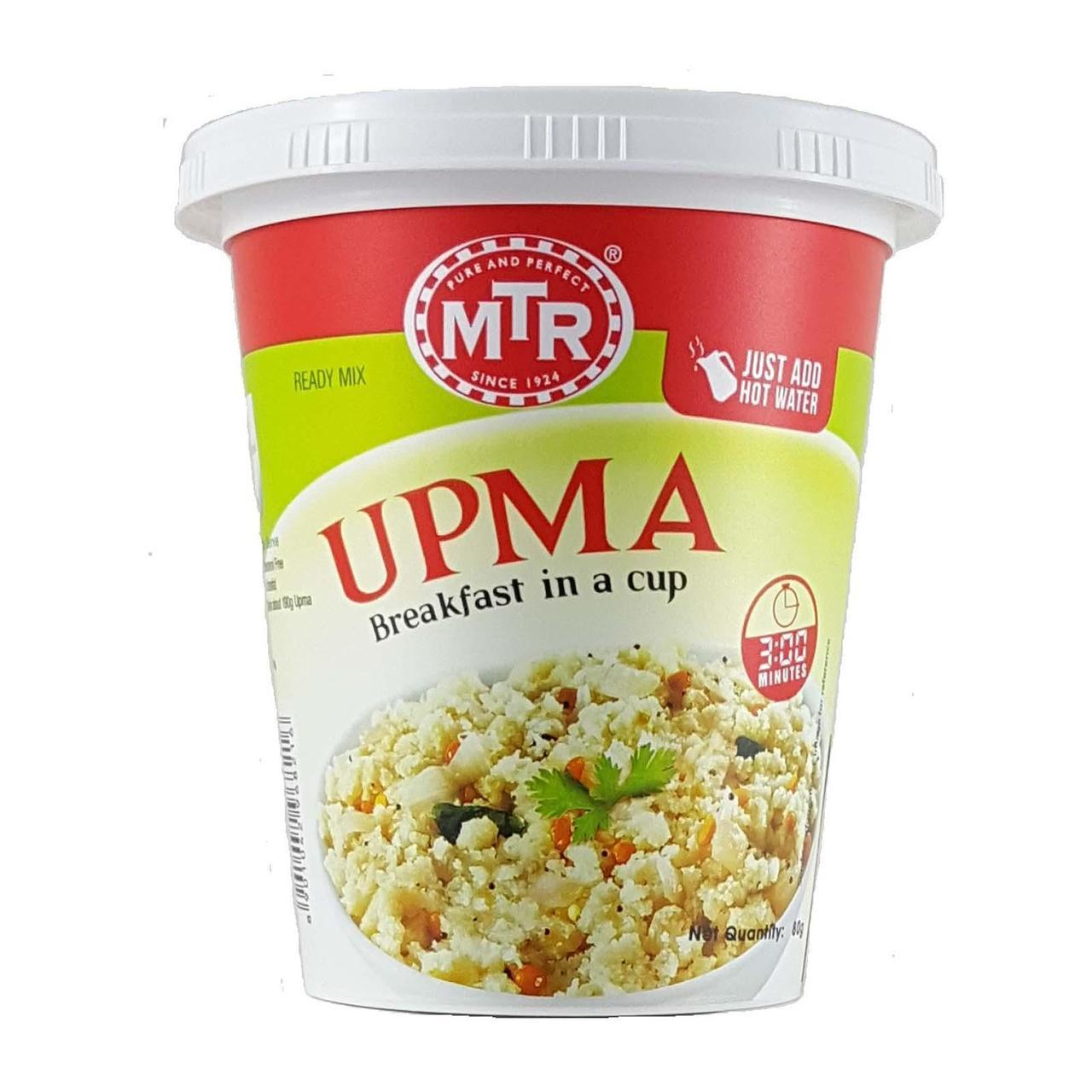 MTR Instant Cuppa Upma 80g