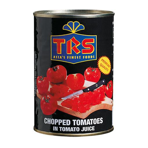 Canned Italian Chopped Tomatoes 400g