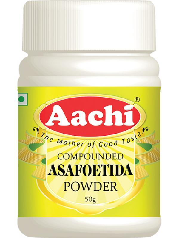 Aachi Asafoetida Powder 50g (buy 1 get 1 free)