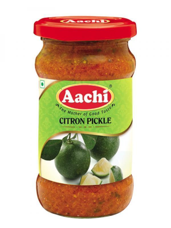 Aachi Citron Pickle 300g + 75g Free