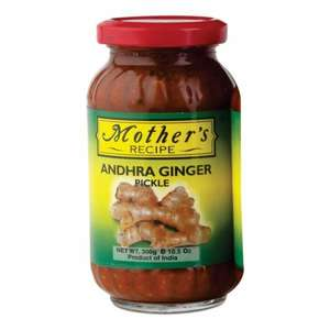 Mothers Receipe Andhra Ginger Pickle 300g