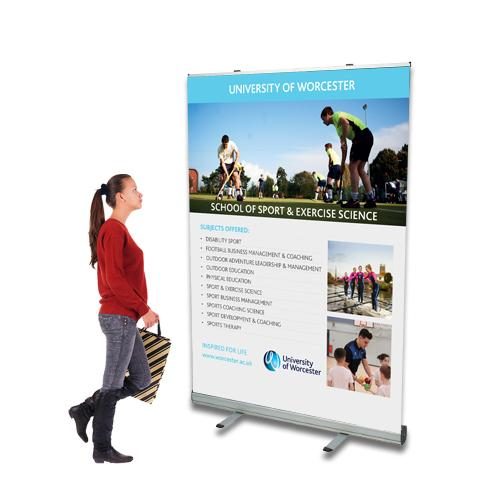 pop up roller banner stand