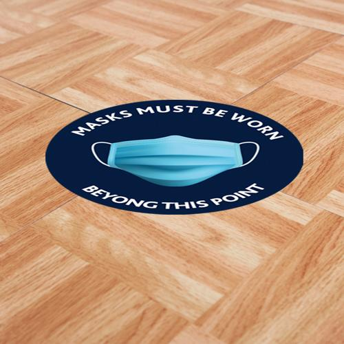 non slip Floor sticker