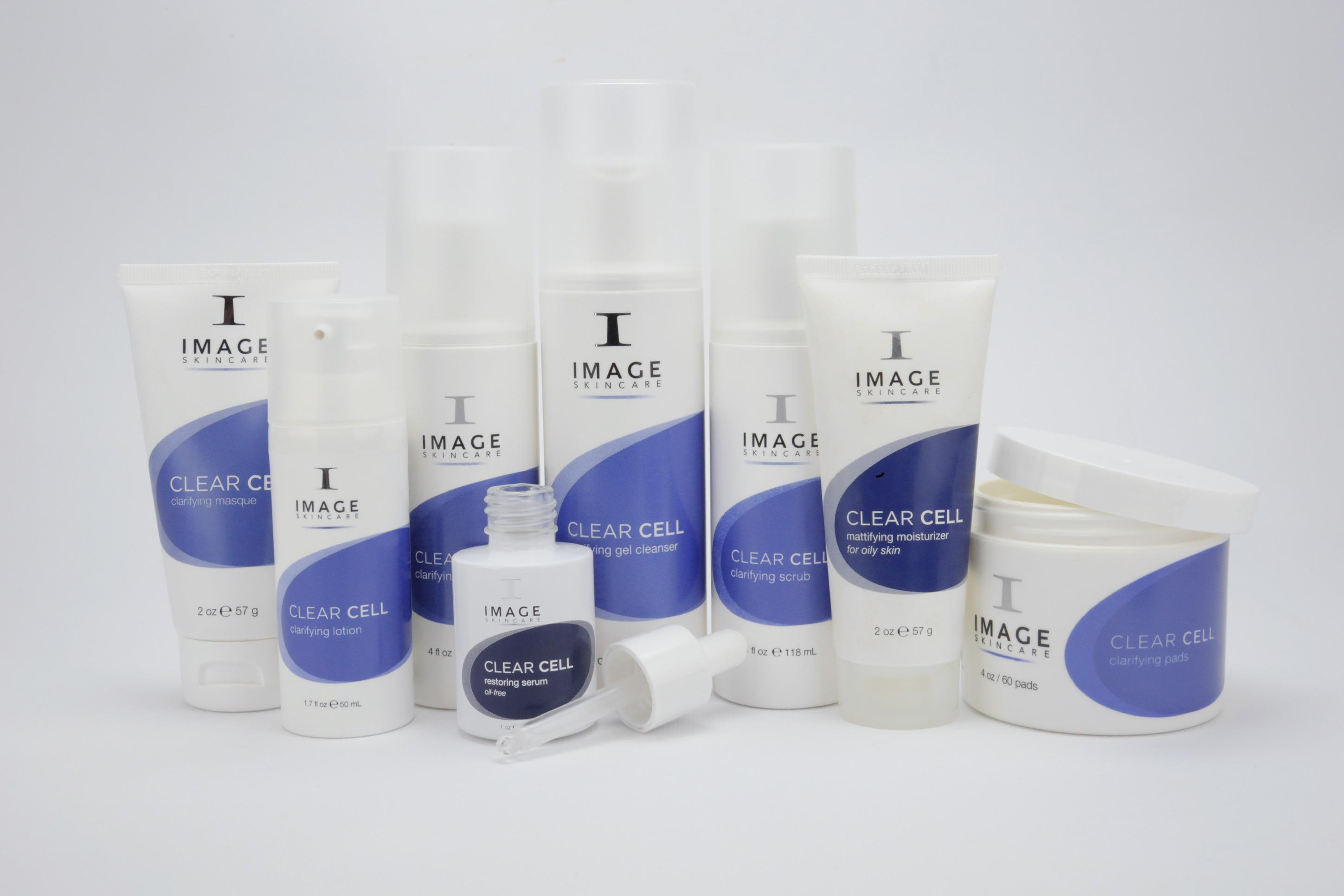 Image Clear Cell - SKIN CARE FOR ACNE