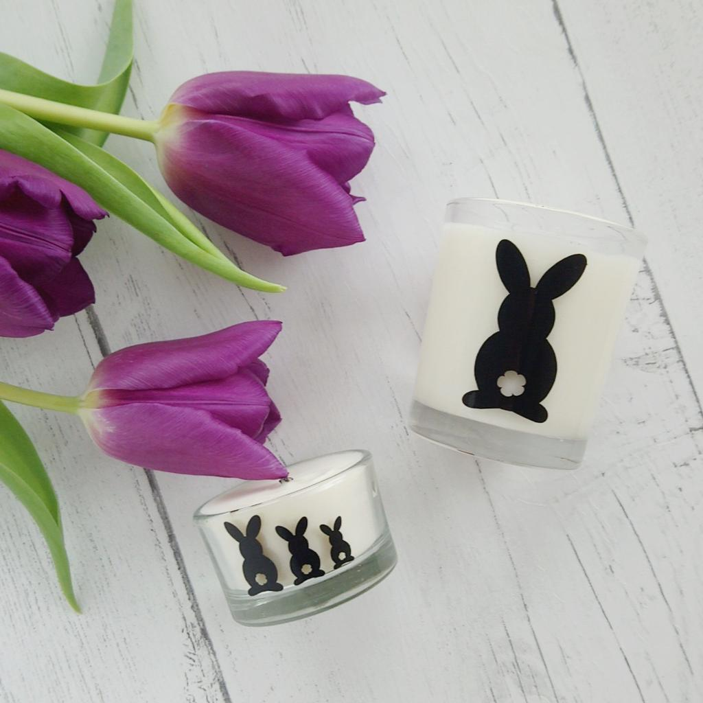 FREE Bunny Votive this Easter Weekend
