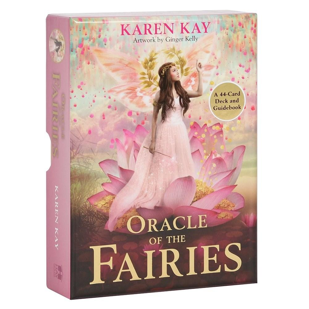 Oracle the Fairies cards