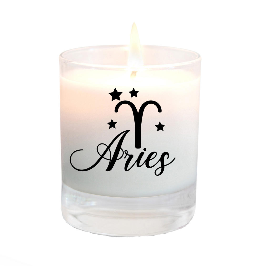 Aries candle gift