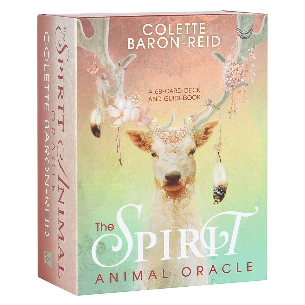 The Spirit Animal Oracle card deck