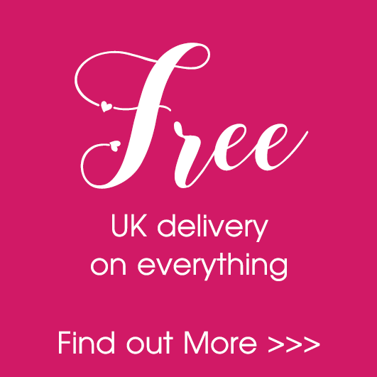 FREE 2nd Class UK Delivery