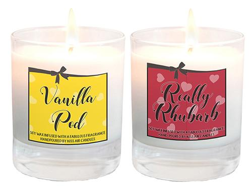 cheap candles - 2 for £20