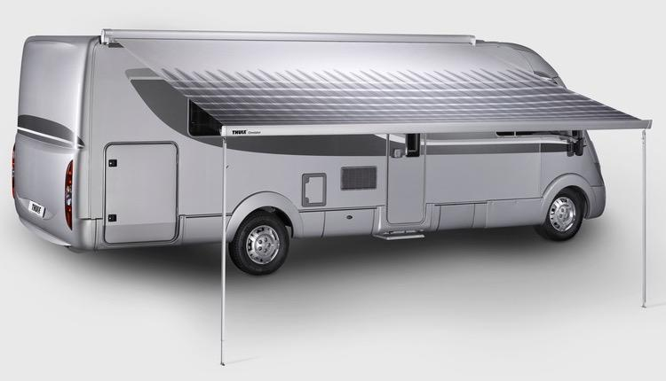 Thule Omnistor 8000 Wall Mounted Awning