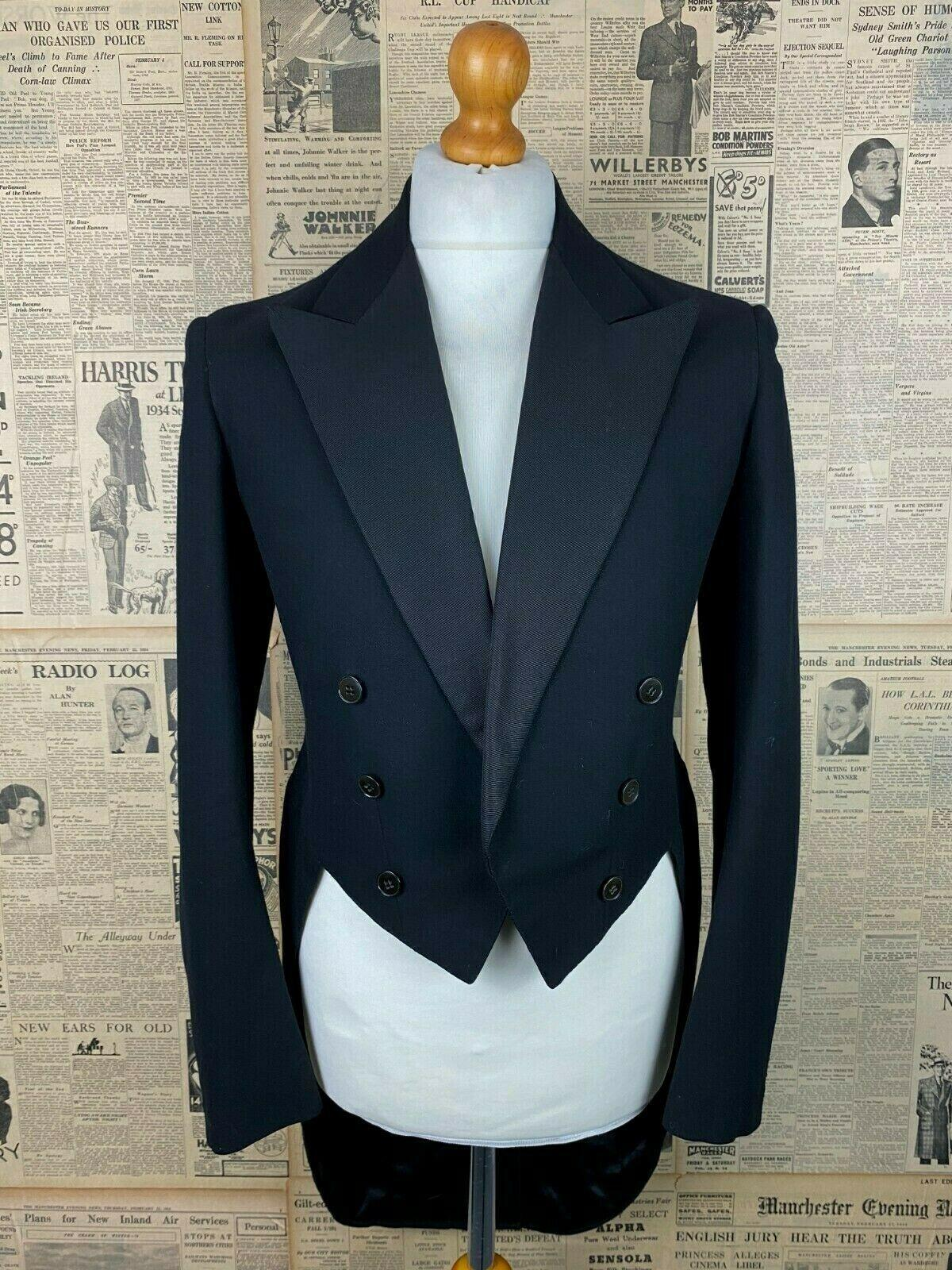 White Tie tailcoats