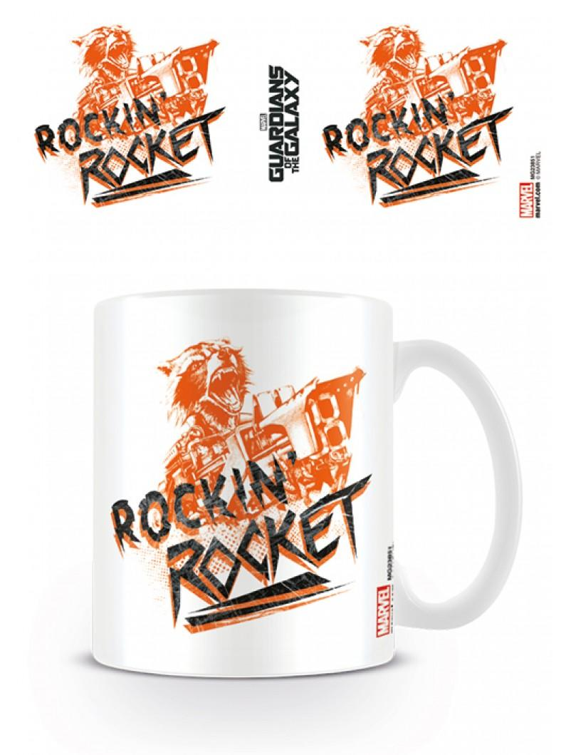 Guardians Of The Galaxy (Rockin Rocket) Mug