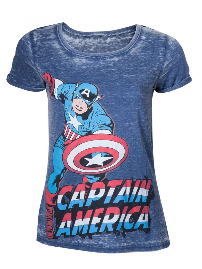 Marvel - Captain America T-Shirt