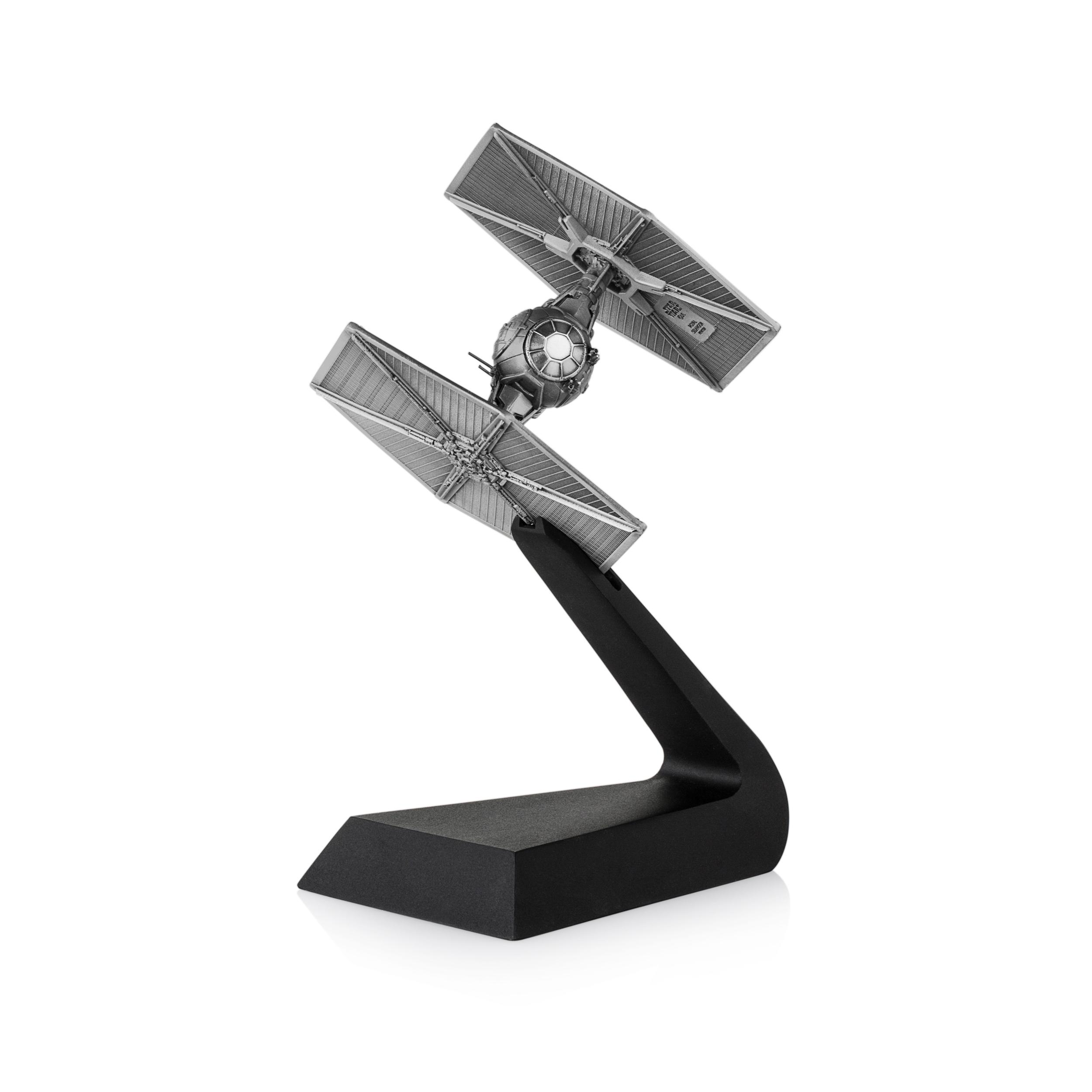 Royal Selangor Pewter Tie Fighter