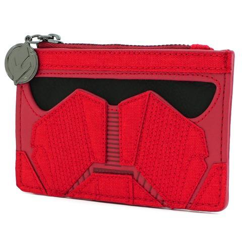 Loungefly Red Sith Card Holder