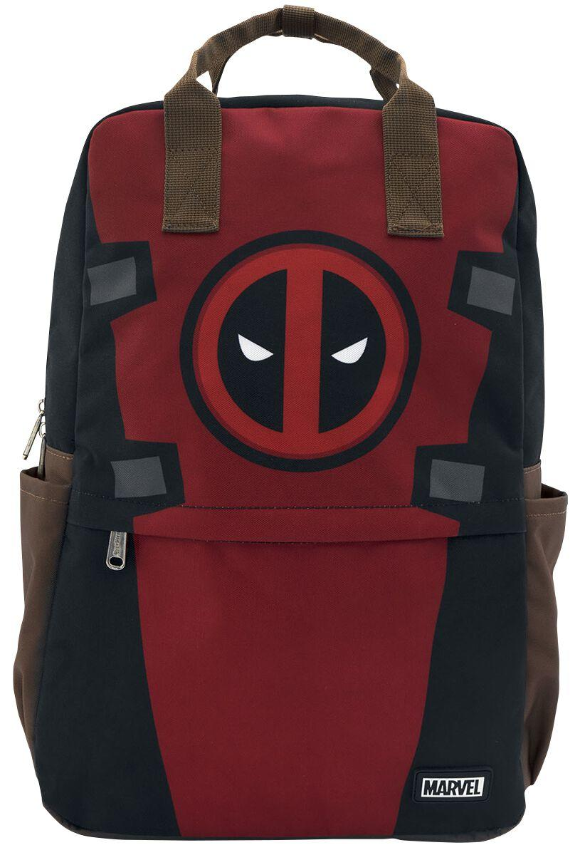 Loungefly Nylon Deadpool Backpack