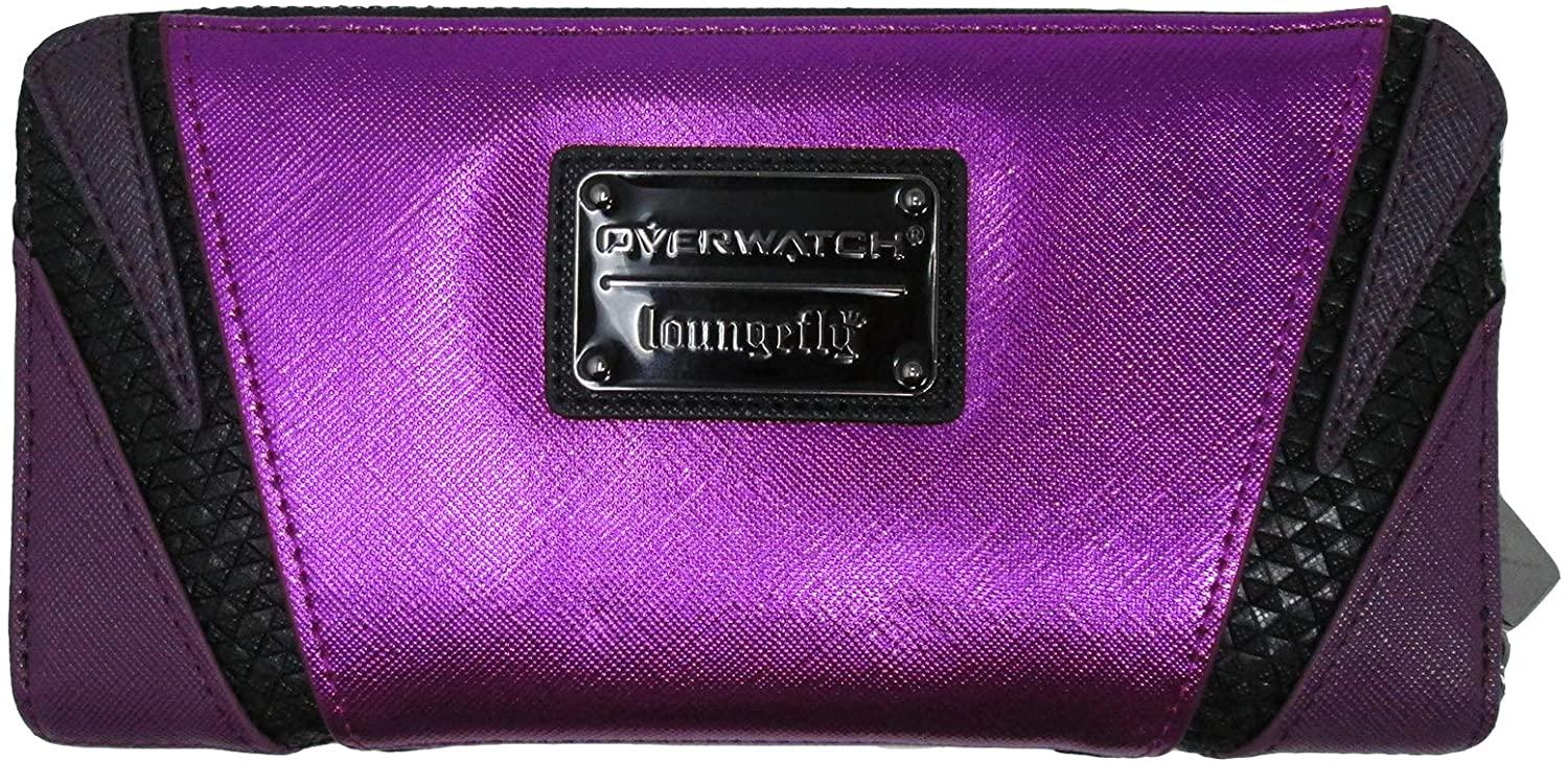 Loungefly Overwatch Widowmaker Cosplay Zip Around Wallet