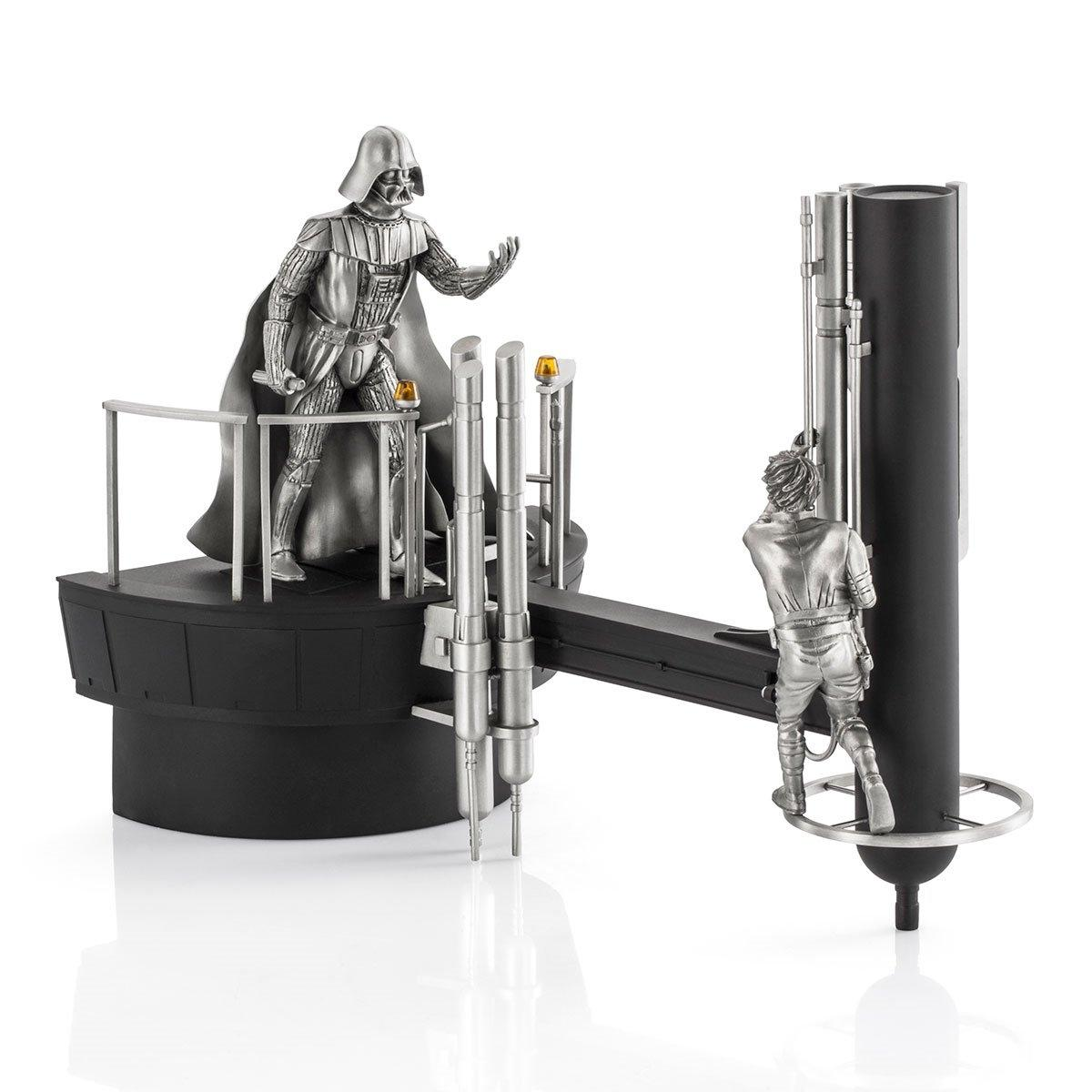 Limited Edition 'I am your father' Luke vs Vader Diorama