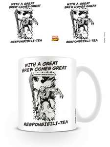 Marvel Retro (Great Responsibili-Tea)