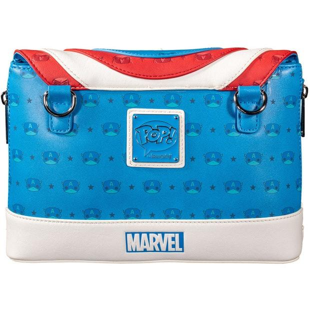 Captain America Loungefly Pop Back