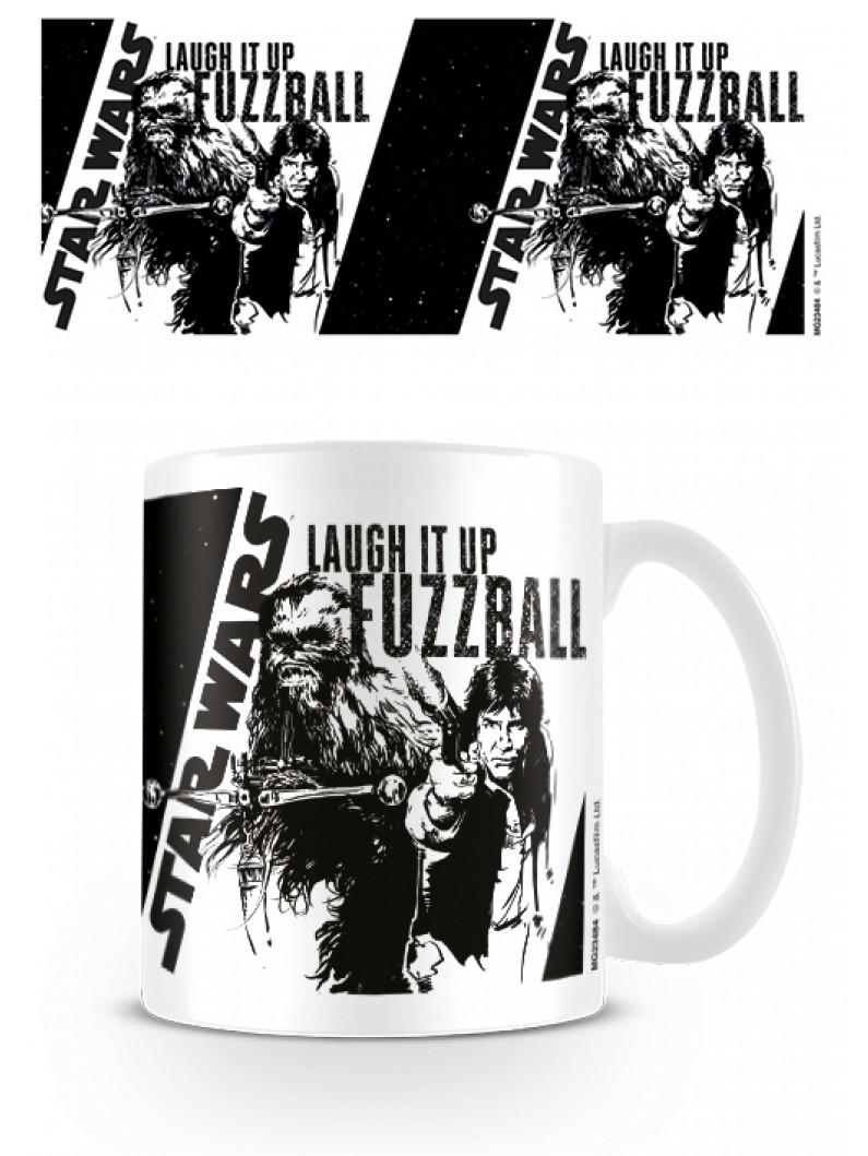 Star Wars - Fuzzball Mug