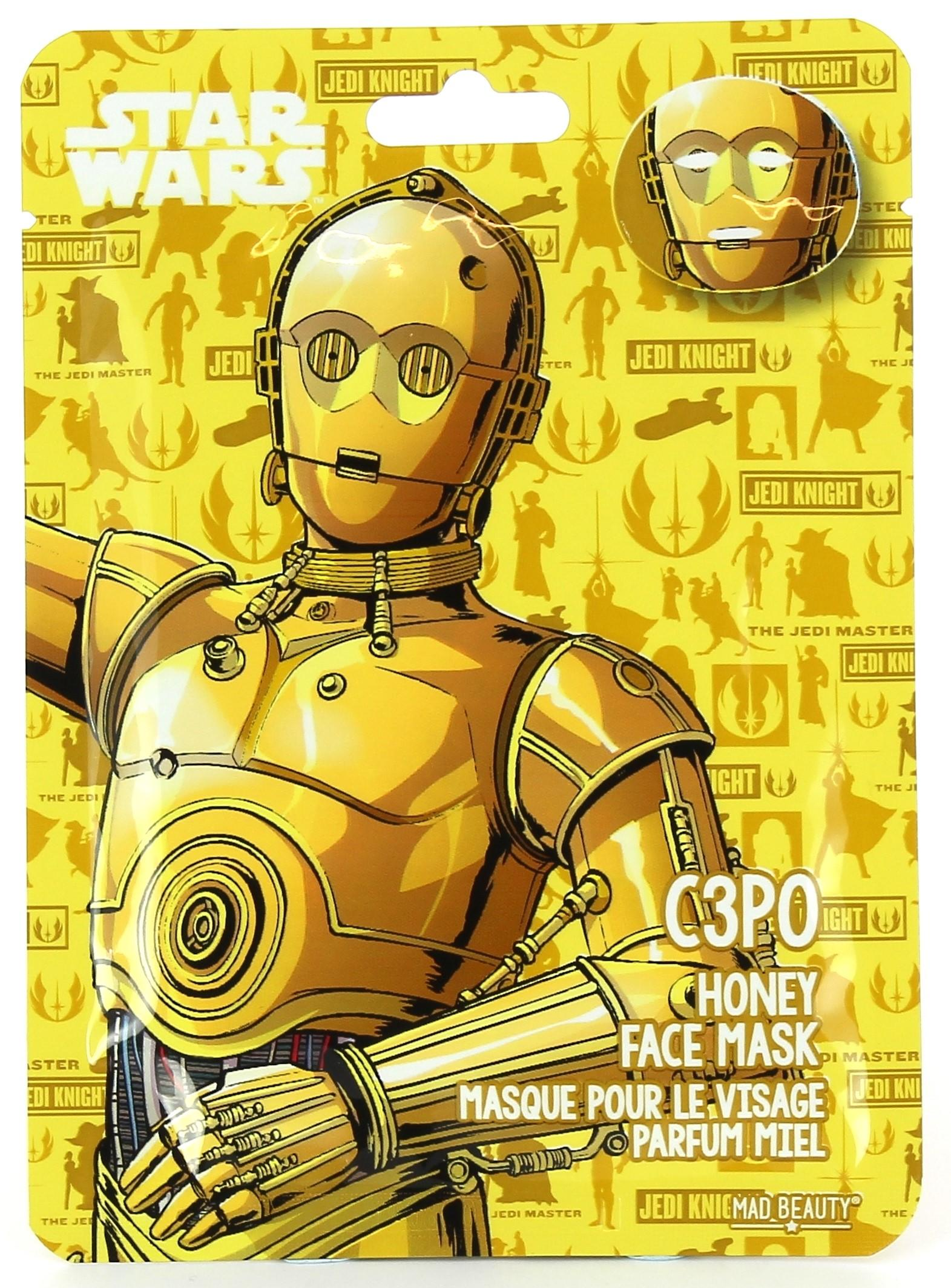 C3PO Honey Face Mask