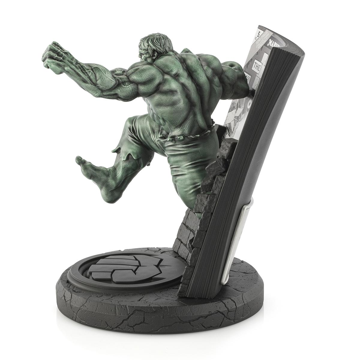 Royal Selangor Limited Edition Gamma Green Hulk Marvel Treasury Edition #5