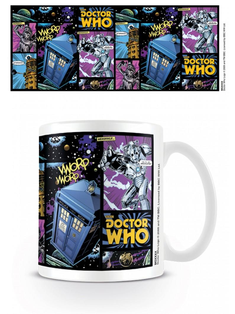 Doctor Who (Comic Strip)