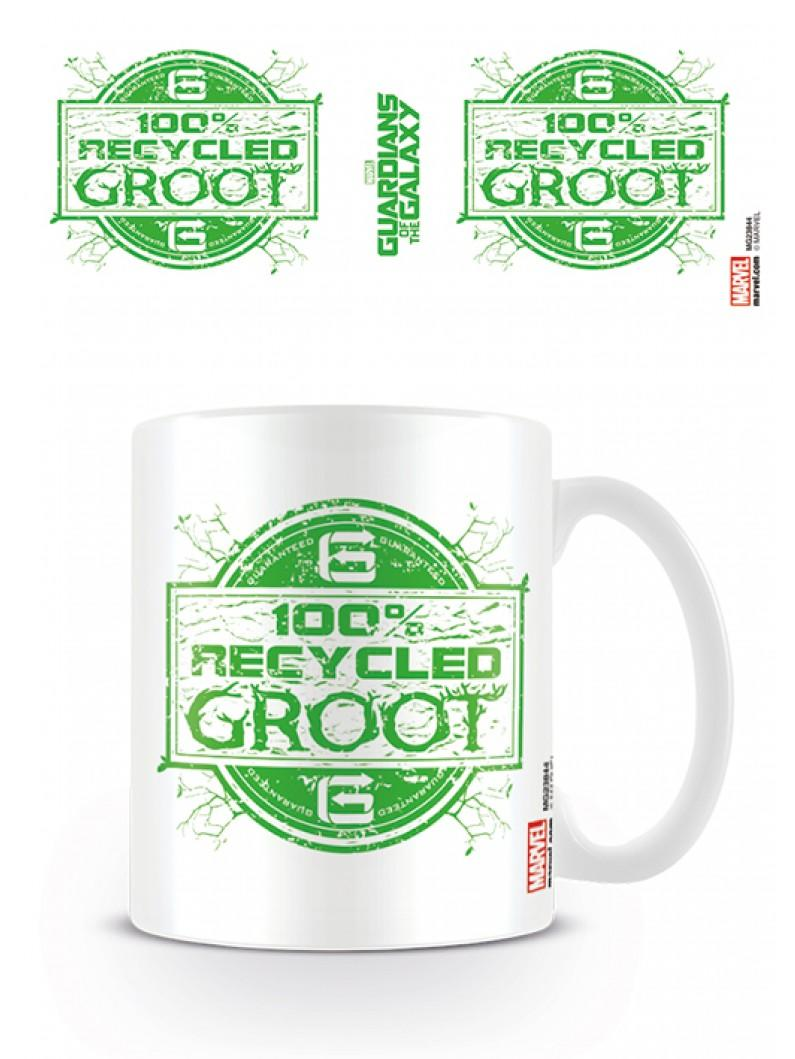 Guardians Of The Galaxy (100% Recycled Groot) Mug