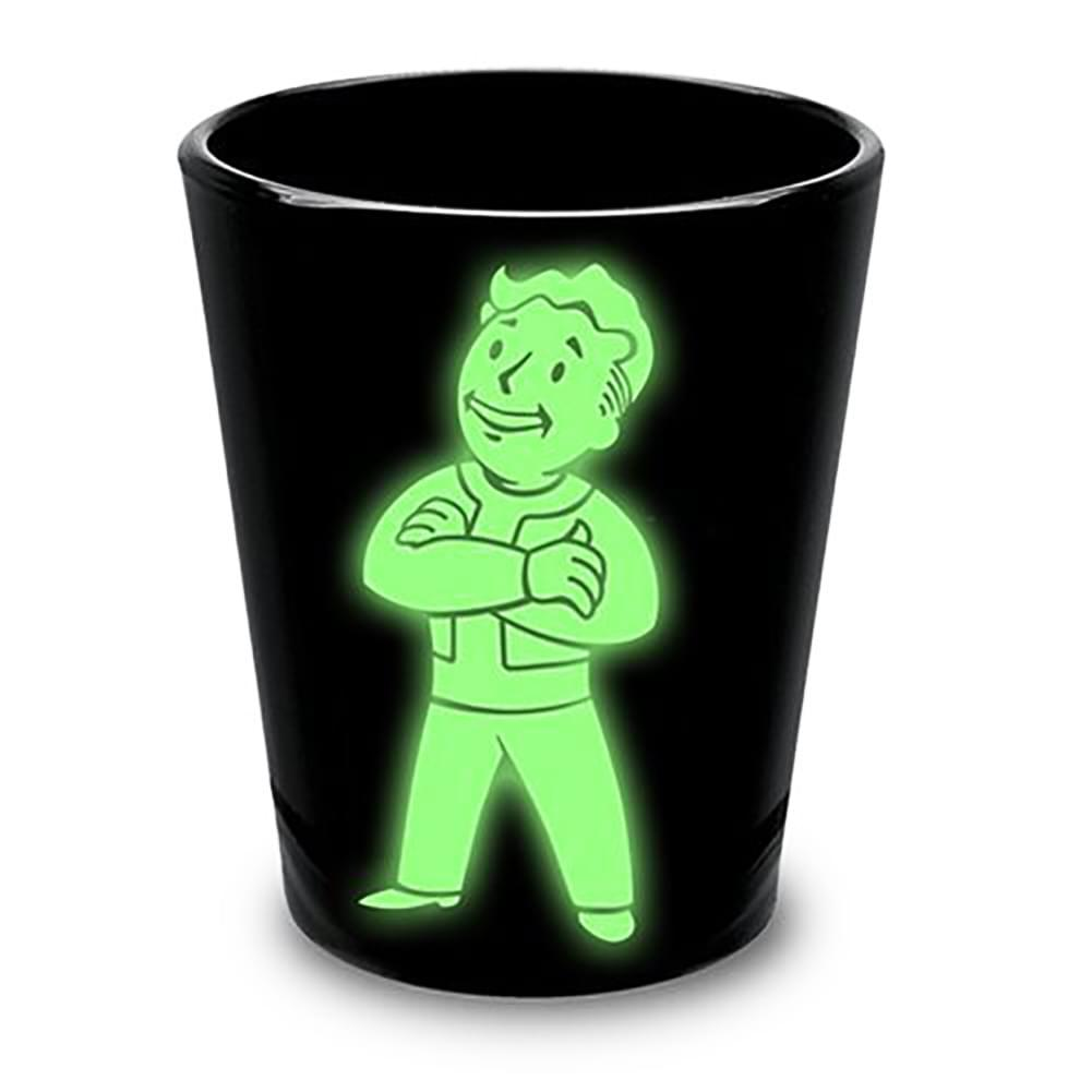 Glowing Vault Boy