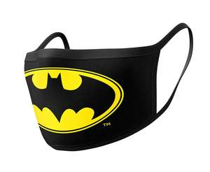 Batman (logo) Face Covering x2
