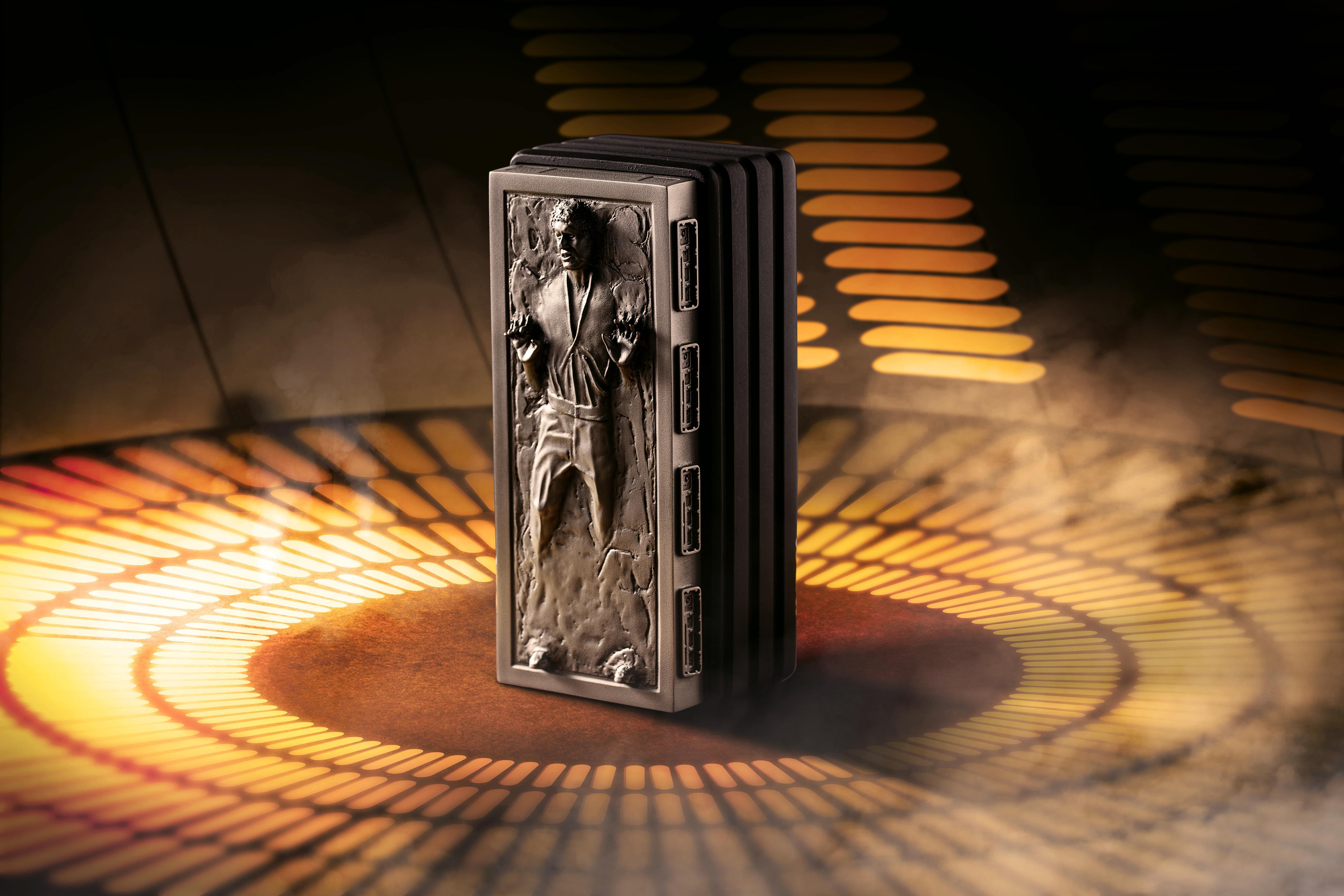 Han Solo Carbonite Box