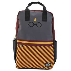 Loungefly Harry Potter Glasses Backpack