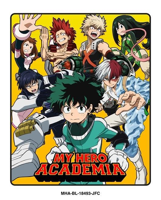 My Hero Academia Hero Suits