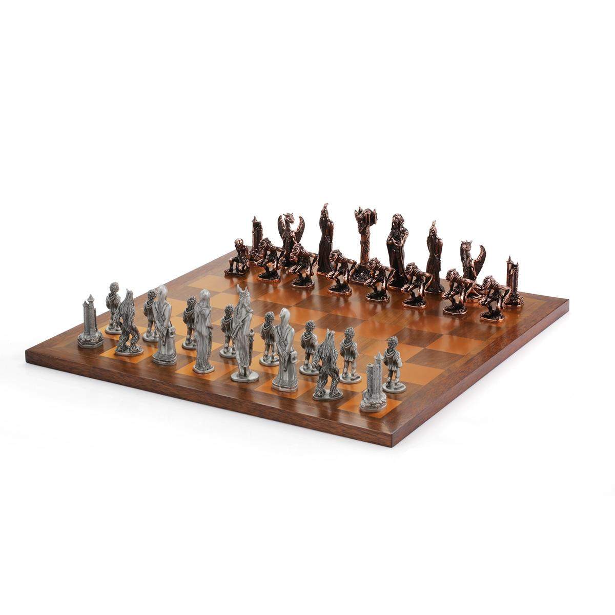 War of the Rings™ Chess Set