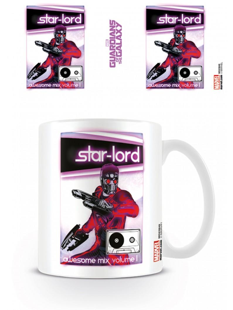 Guardians Of The Galaxy (Mix Tape) Mug