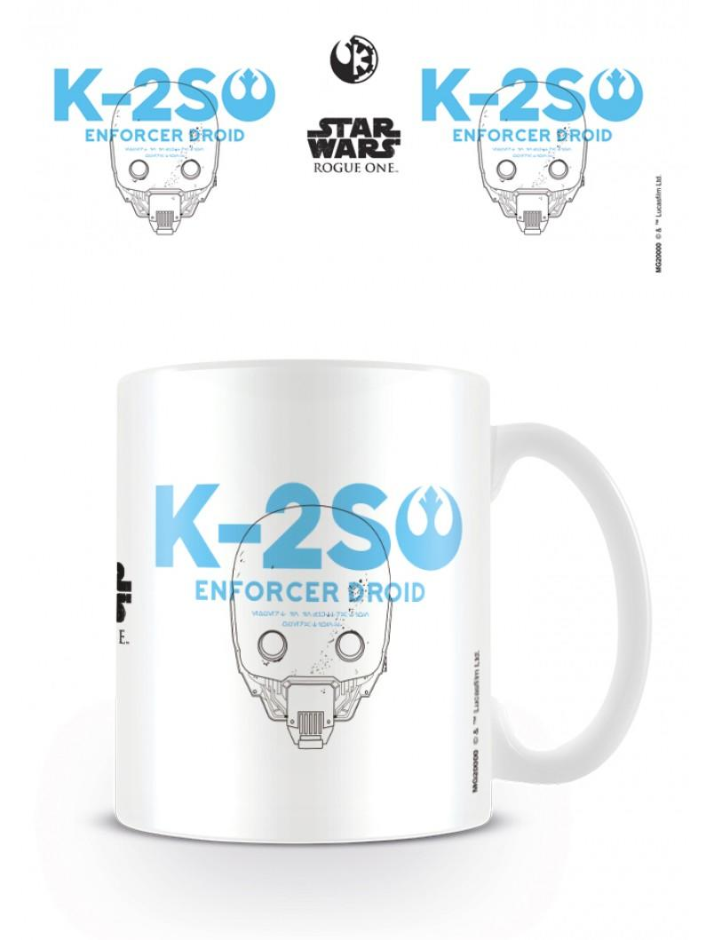 Star Wars Rogue One (K-2S0) Mug